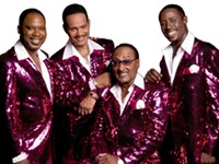 The Temptations and The Four Tops @Savannah Civic Center