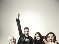 Anthrax: 'We're a blue-collar, angry band'