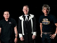Reverend Horton Heat, Big Sandy @The Jinx