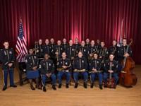 US Army Jazz Ambassadors @Forsyth Park