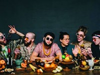 Joe Hertler & The Rainbow Seekers, Mango Strange @Barrelhouse South