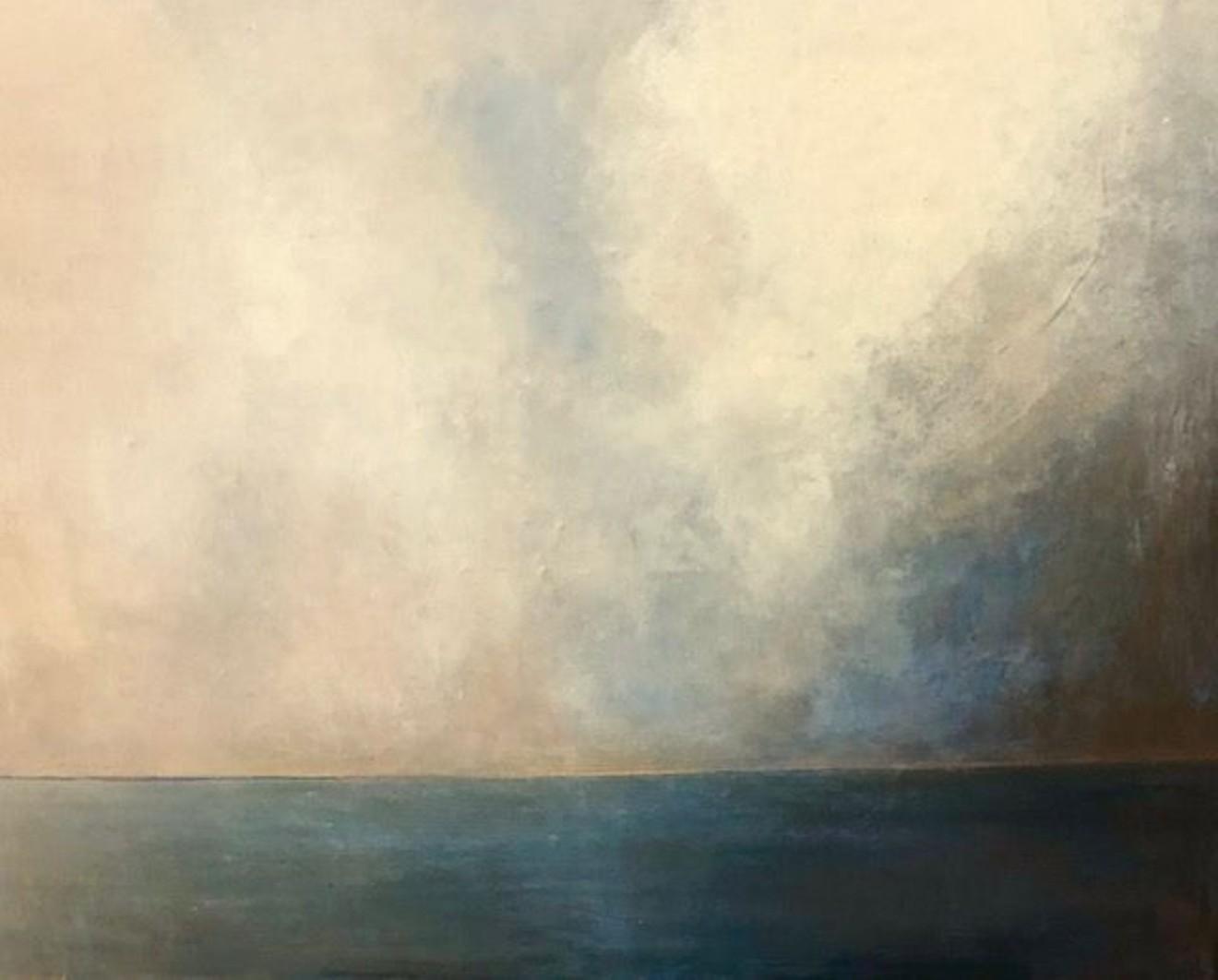Cynthia Knott Crosses The Horizons Art Beat Of Savannah