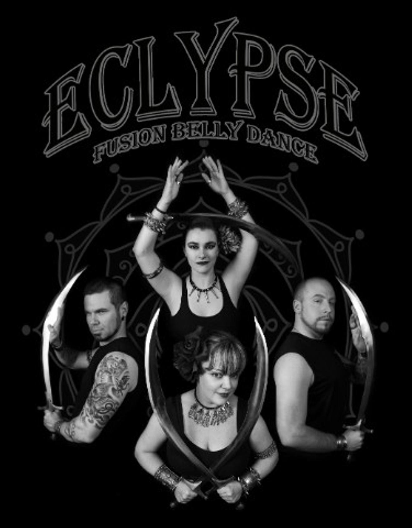 Cybelle - ECLYPSE World Fusion Bellydance