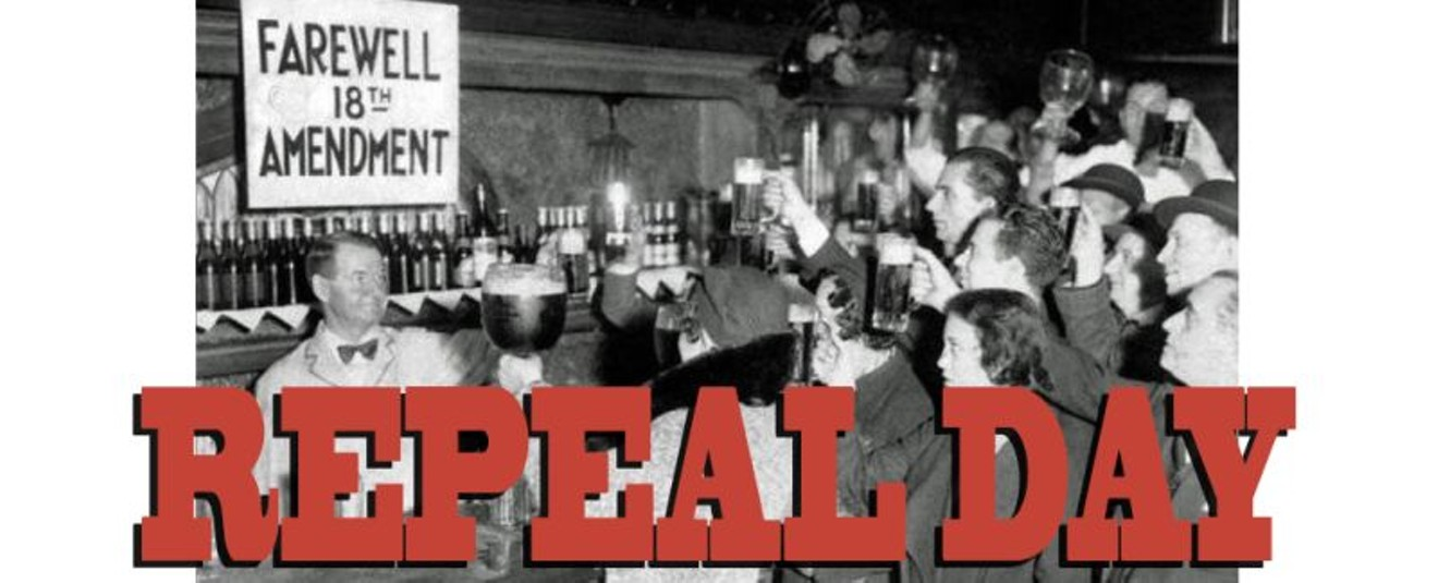 Drink A Toast To Repeal Day Brew Drink Run Savannah