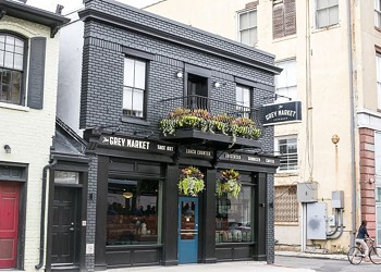 The Grey Market: New York flavor, Savannah hospitality