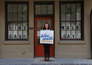 Introducing: Bike Walk Savannah