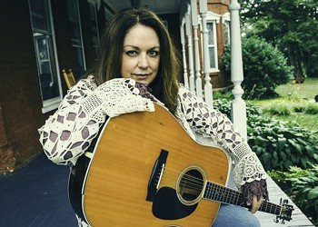 Donna Ulisse finds a home in bluegrass