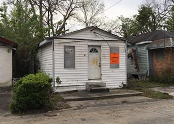 Demolition begins on blighted properties