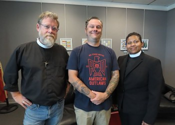 Homeless churches helping homeless people