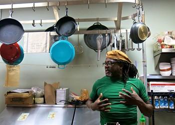 The Farmer and The Larder: Building coastal community