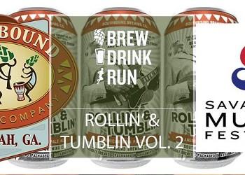 Rollin' & Tumblin' Vol. 2 Release Party