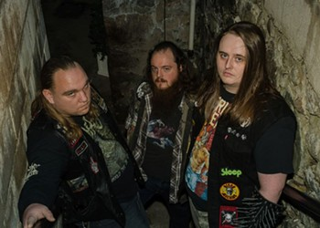 Hailshot: 'Indiana devil rock'