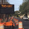Montgomery Street set to begin two-way traffic Thursday morning