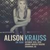 Alison Krauss set for October date in Savannah