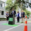 Green bike lanes: A Savannah success story