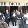 The Distillery Ribbon-Cutting