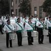 2010 Saint Patrick's Day Parade Savannah, GA