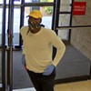Bank robber sought