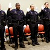 10 new officers sworn in