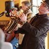 Coastal Jazz Sunday Concert: Jody Espina @Johnny Harris Restaurant