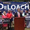 Eddie DeLoach announces for mayor, citing lack of vision from current leadership