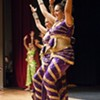 Parade of nations at Asian Cultural Festival