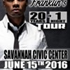 Kirk Franklin @Johnny Mercer Theatre