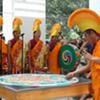 Tibetan monks return to Jepson Center in September