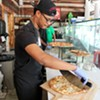Green Fire Pizza dishes out authentic organic wood-fired brick-oven pizza