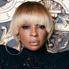 Mary J. Blige, Stokley @Civic Center