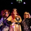An outrageous evening with the Divine Feminines