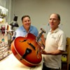Savannah Music Festival: Benedetto Guitars celebrates 50 years