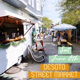 Fun for all ages at the Desoto Street Market. - Uploaded by forestandfin