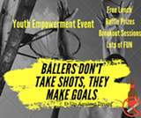 Ballers Don't Take Shot, They Make Goals - Uploaded by beyondthebell
