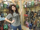 Veronica Ventura will show you around all the groovy goodies for the quality tobacco lifestyle