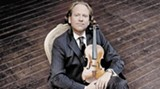Violinist Daniel Hope coordinates the classical music performances for the Savannah Music Festival