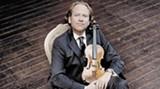 Violinist Daniel Hope coordinates the classical music performances for the Savannah Music Festival