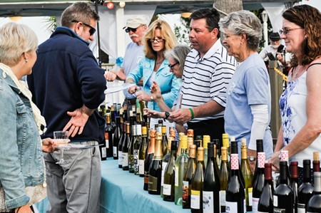 Wine lovers can taste the best vintages in a beachside setting at the seventh annual Tybee Island Wine Festival.