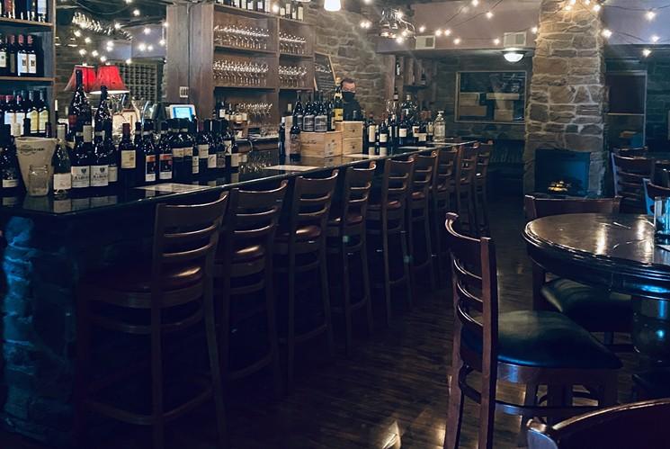 Bodega Wine Bar is a bar and a retail spot. - LAUREN DREWES DANIELS