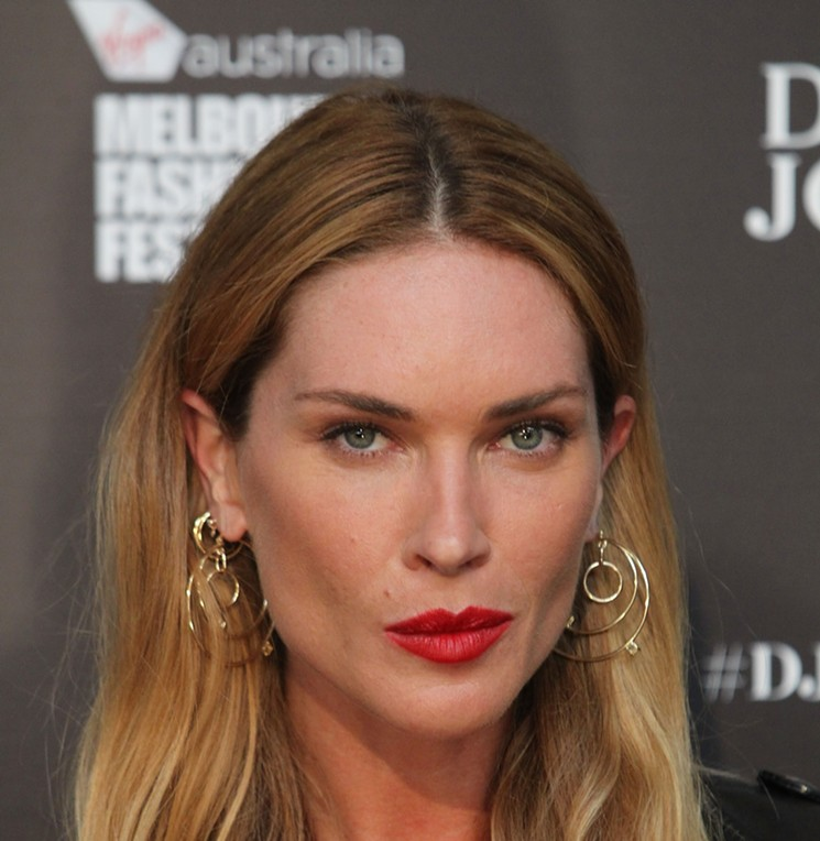 It might just be easier to list the things supermodel Erin Wasson hasn't done. - GRAHAM DENHOLM