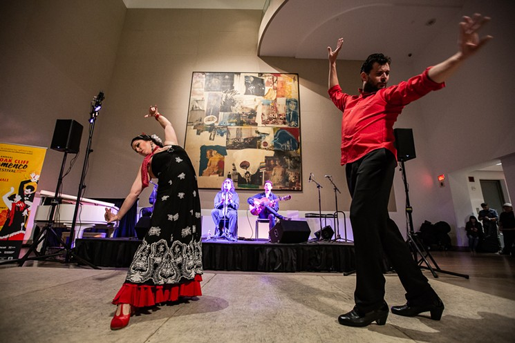 Ida Y Vuelta Flamenco - MELISSA HENNINGS