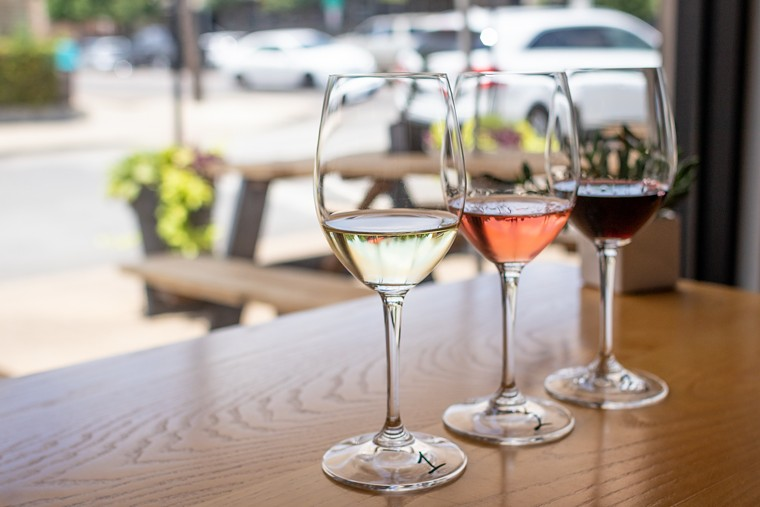 The Bishop Arts District boutique wine shop is hosting a Wine 101 class on Saturday. - NEIGHBORHOOD WINE CELLARS