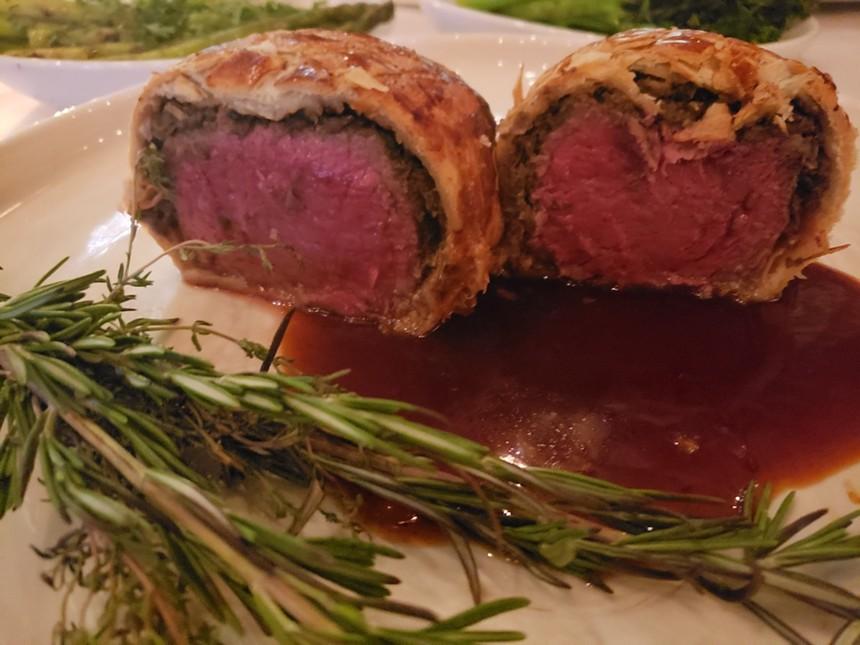 Beef Wellington - KRISTINA ROWE