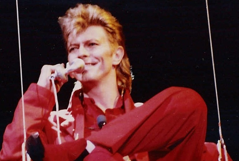 Catch David Bowie's most underappreciated performance in Labyrinth this week at the Texas Theatre. - ELMAR J. LORDEMANN VIA WIKIMEDIA COMMONS