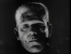 Boris Karloff as the infamous, iconic, frightening man-creature in Frankenstein. - WIKIMEDIA COMMONS