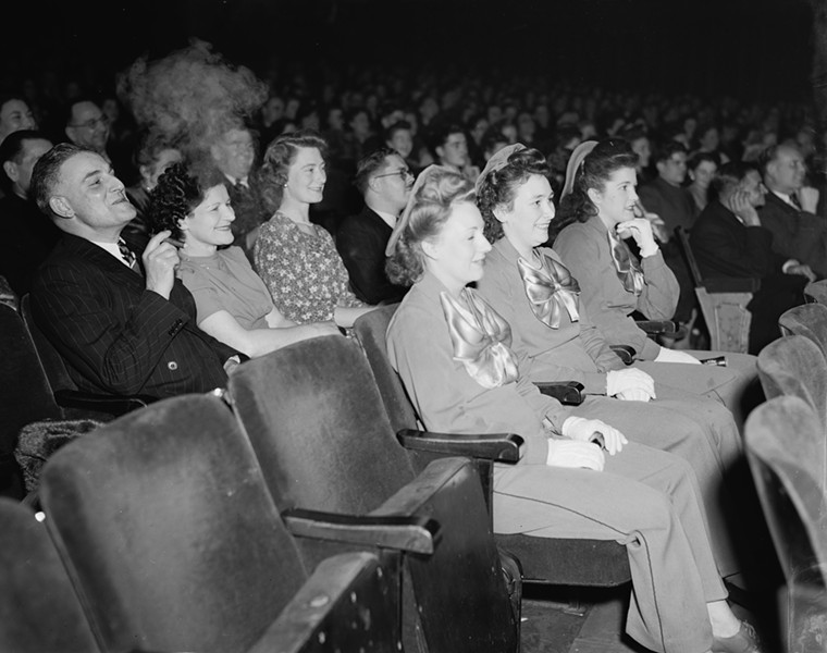 The Dallas International Film Festival reminds us why we've always loved movies. - GEORGE KONIG/KEYSTONE FEATURES/GETTY IMAGES