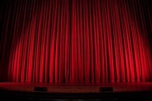 The curtain at the WaterTower Theatre rises again with its newest show The Taming opening on Wednesday, Oct. 13. - ROB LAUGHTER/UNSPLASH