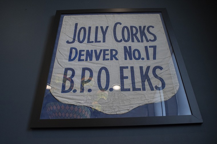 The Elks got their start as the Jolly Corks. - EVAN SEMÓN