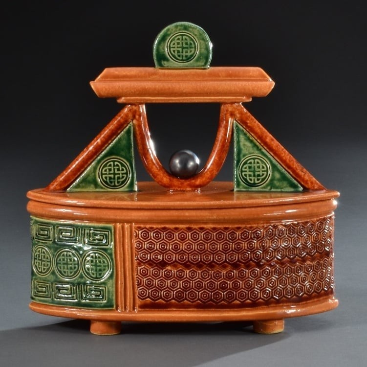 Ceramic artist Richard Meyer is just one of a hundred creatives selling work at the Denver Arts Fest. - RICHARD MEYER