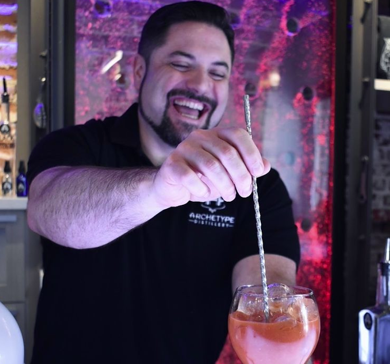 Owner and master distiller Michael Chapyak's cocktails show off his culinary creativity. - ARCHETYPE DISTILLERY/INSTAGRAM